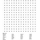 Spelling Word Search Earthquakes McGraw Hill Unit 1 Week 3
