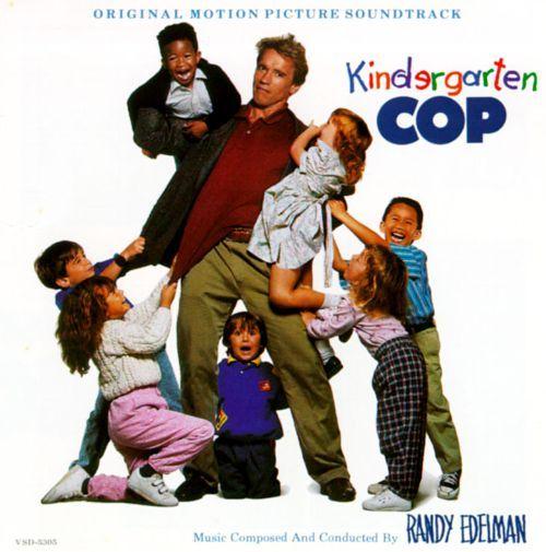 Kindergarten Cop Magnificent Movie Scores Movie
