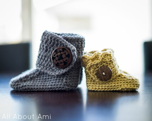 Crochet Baby Button Boots Pinterest Crochet Baby Crochet And Babies