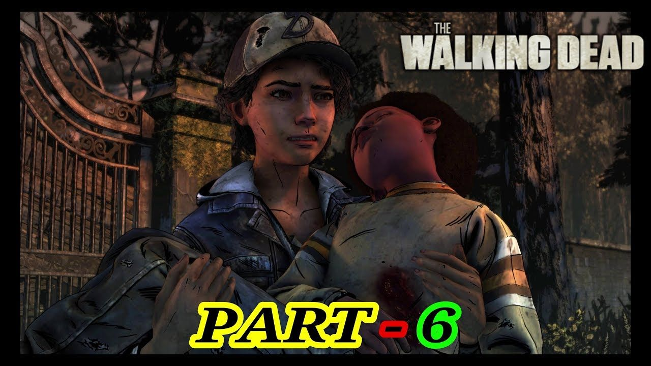 Lilly Is Back The Walking Dead Game Season 4 Episode 2