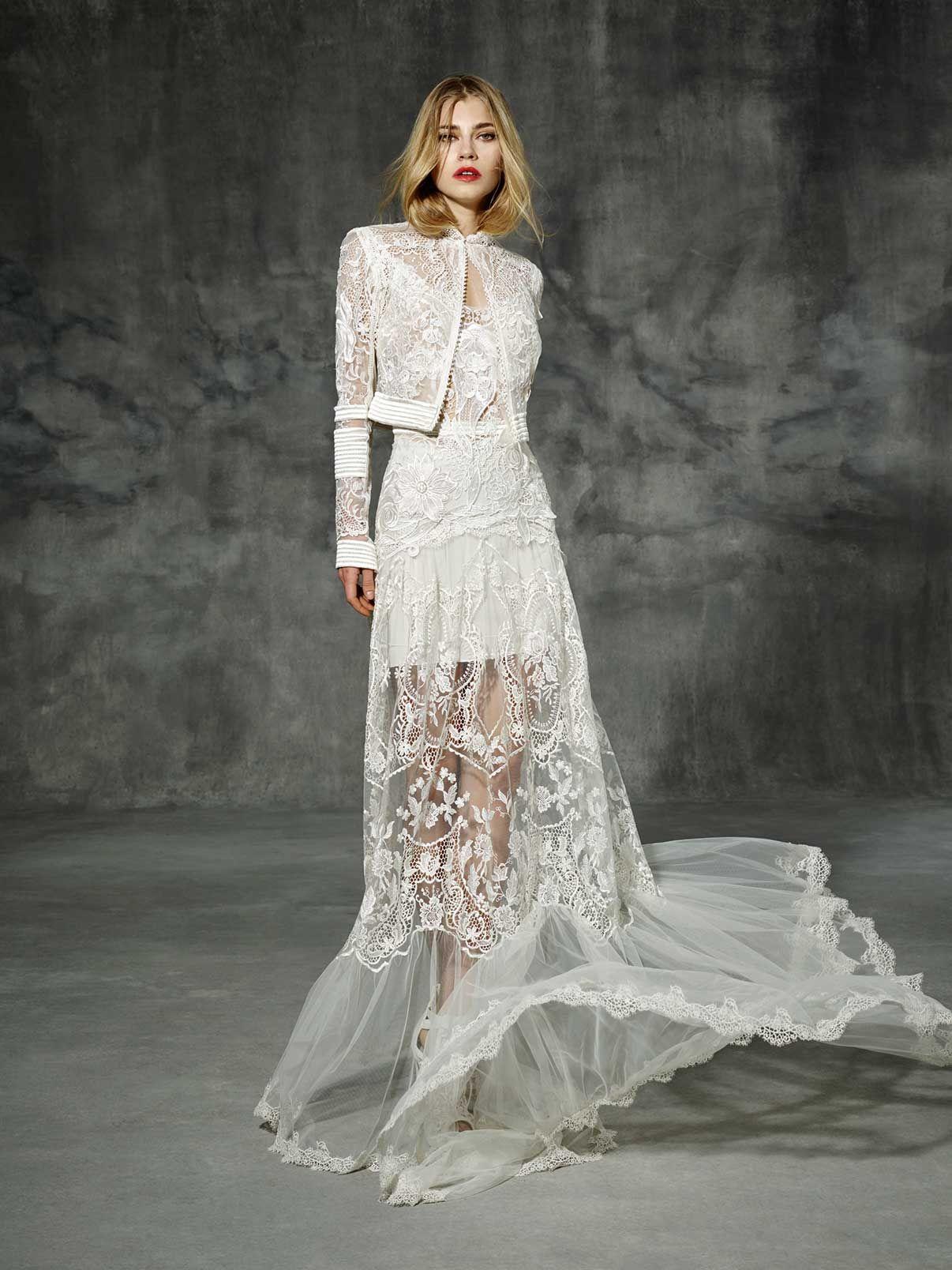 Vestidos de novia sants barcelona