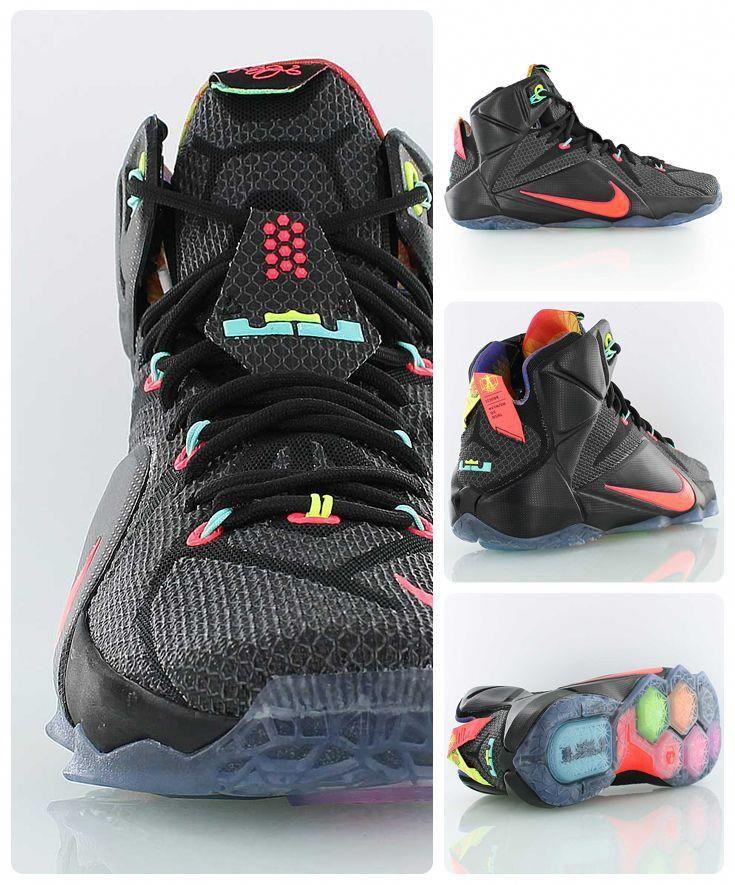 Nike Lebron 12  Data  - King James  twelfth Nike signature basketball shoe  in the best colorway so far   adidasbasketballshoes e14794049
