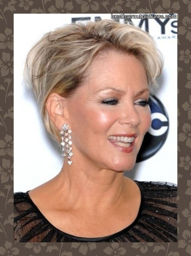 Short Hair Styles For Women Over 50 Short Haircuts For Women Over