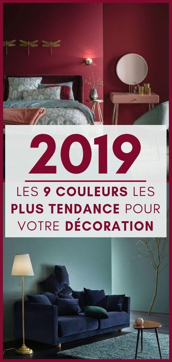 Les 9 Couleurs Tendance pour 2019 (& Comment les Adopter dans votre ...