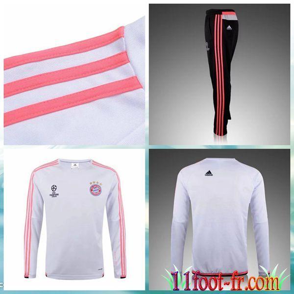 Épinglé sur Survetement FC Bayern Munich