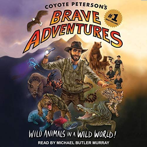 Listen Free Coyote Petersons Brave Adventures Wild Animals in a Wild World Listen Free Coyote Petersons Brave Adventures Wild Animals in a Wild World
