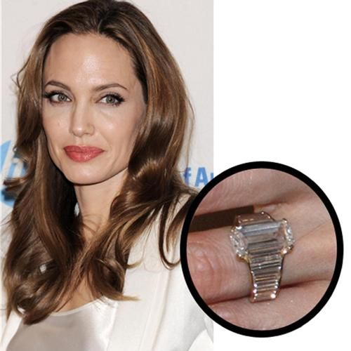 Celebrity Wedding Rings