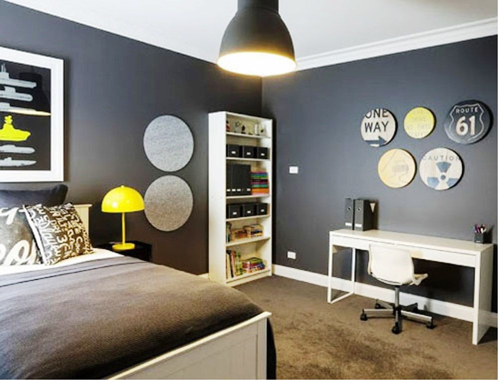 Pin on Beds on Cool Bedroom Ideas For Teenage Guys With Small Rooms  id=55206