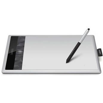 Wacom Bamboo Create Digital Tablet Silver Cth670 Tablet