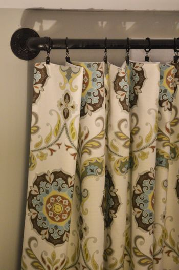 Simple Tip To Make Your Windows Appear Larger Curtains Living
