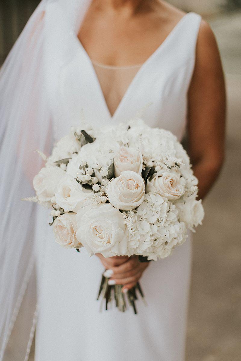 All White Bridal Bouquet Style 2268 By Casablanca Bridal Top 10 Best Wedding Dress And Brida Bridal Bouquet Styles White Bridal Bouquet Rose Bridal Bouquet