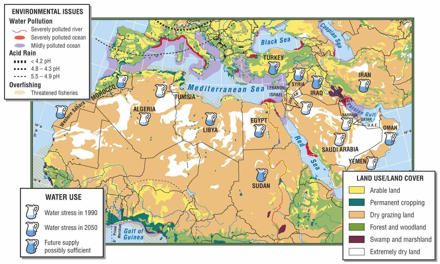 southwest asia map - Bing Images | 7th Grade SS