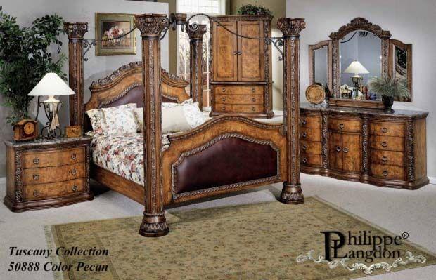 50888 Tuscany Bedroom