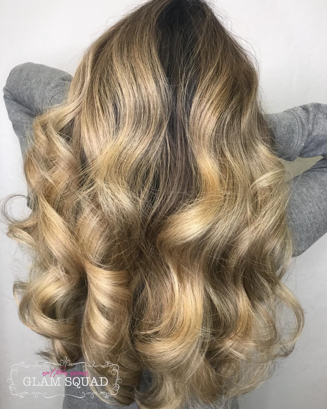 Balayage Northern Arizona Glam Squad Flagstaff Blonde