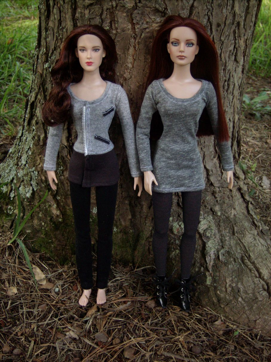bella cullen vampire outfits for tonner dolls from
