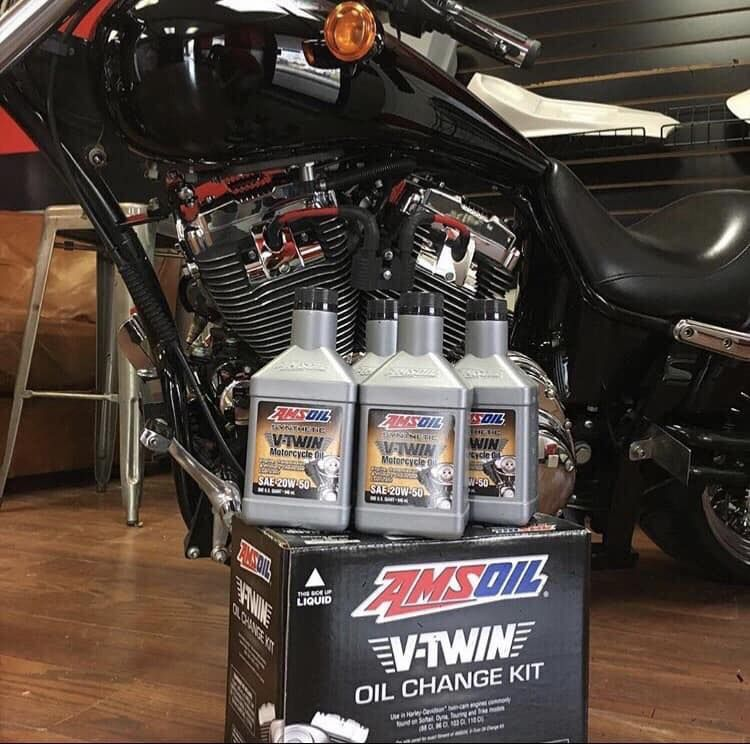 Amsoil 20w50 Sae 60 Allied Synthetics Usa Car Lights Harley