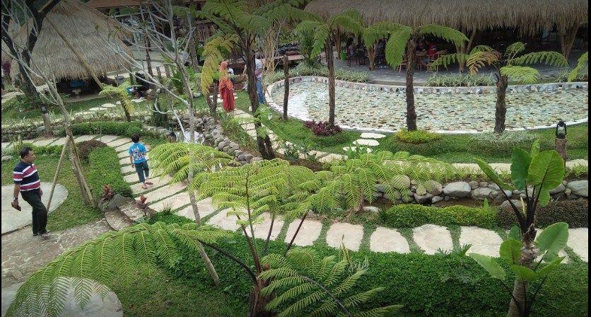 Bali Ndeso Resto Kemuning Ngargoyoso Karanganyar Jawa Tengah