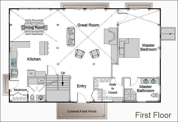 Best Metal Barndominium Floor Plans With Pictures
