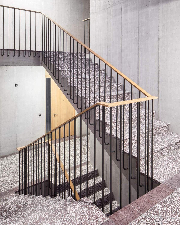 Meier Hug Architekten Residential Building Wil Modern