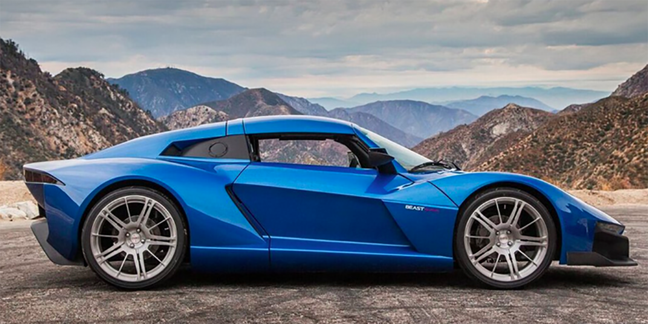 Meet The 500 Hp Rezvani Beast Alpha And Its Crazy Sliding Doors Super Cars Car Show Beast