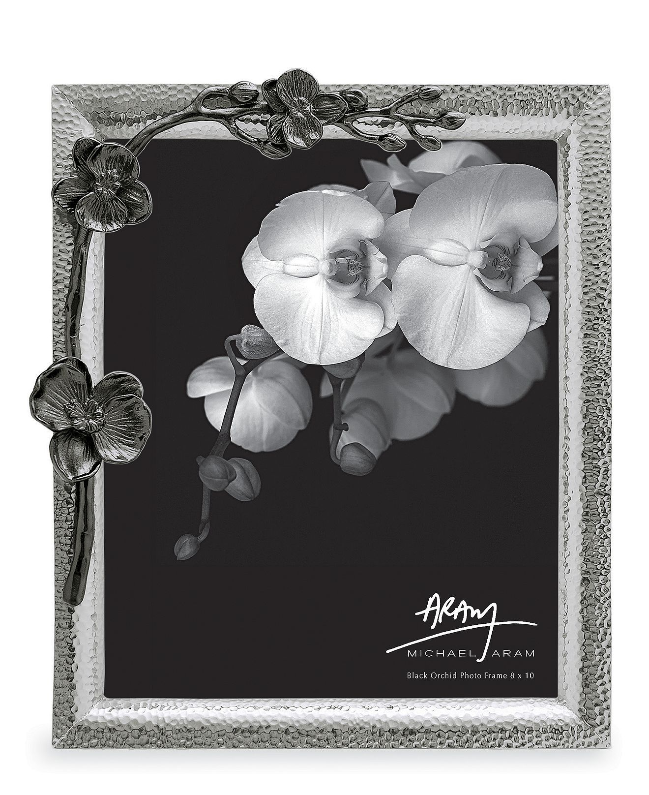Black Orchid 8 x 10 Picture Frame   Pinterest