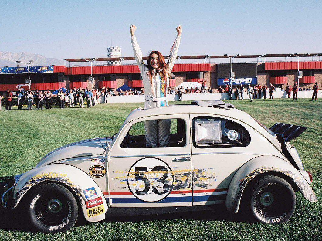 Review Herbie Fully Loaded Herbie fully loaded, Cars
