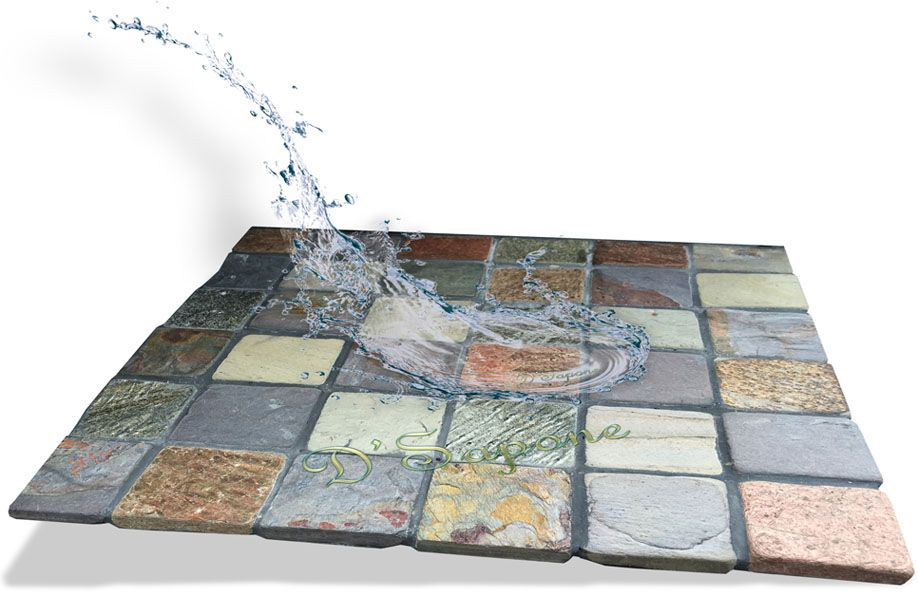 Stone Sealing Service In San Diego Ca D Sapone Slate Tile Natural Stone Tile Slate Stone