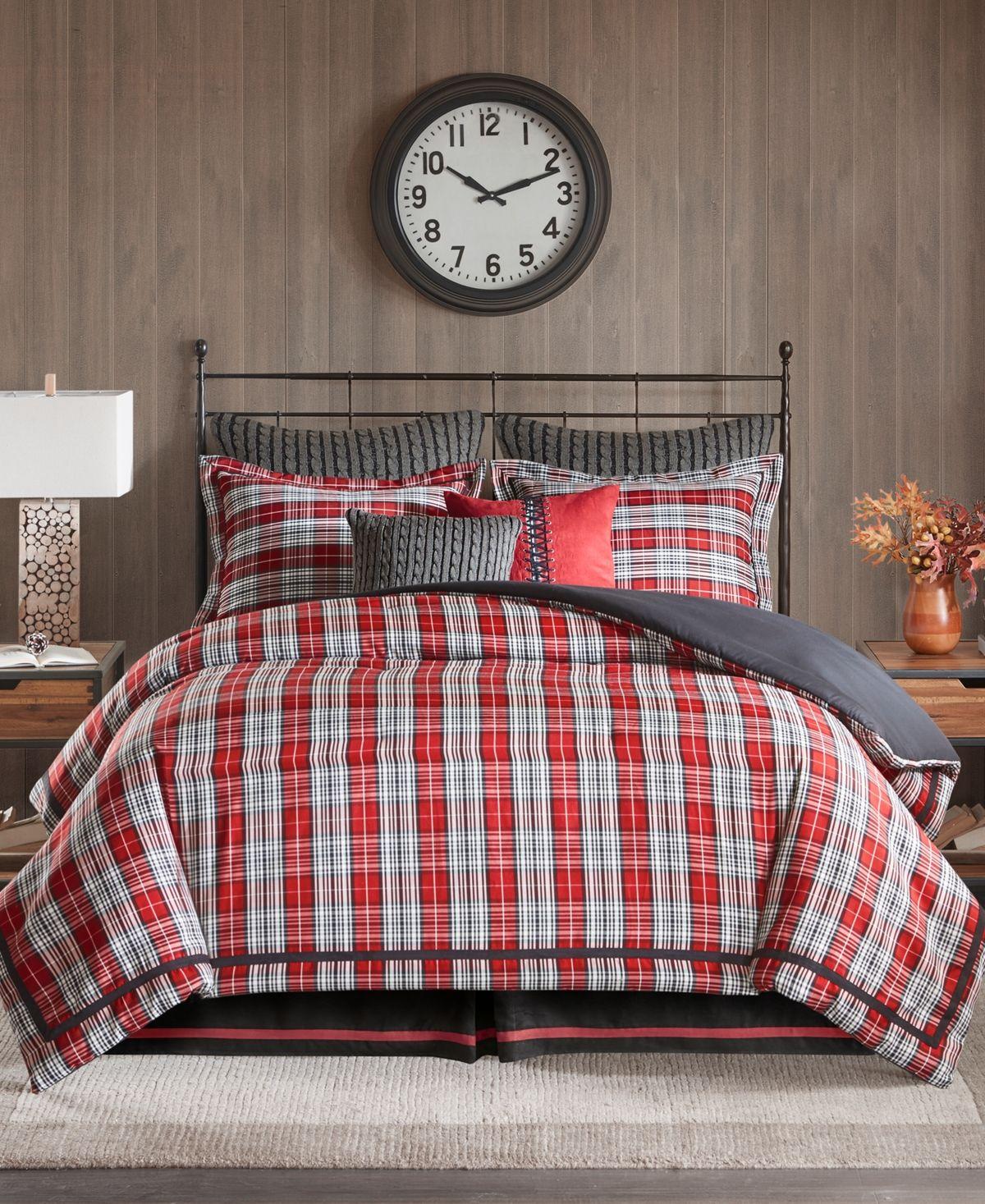 Woolrich Williamsport Plaid 3 Pc Twin Comforter Set Reviews