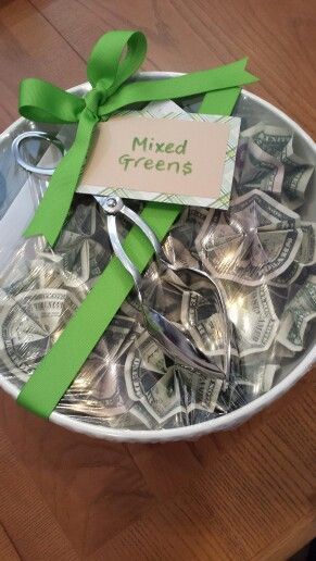 Money Housewarming Gift Fold 1 5 And 10 Bills Into Flowers Fill The
