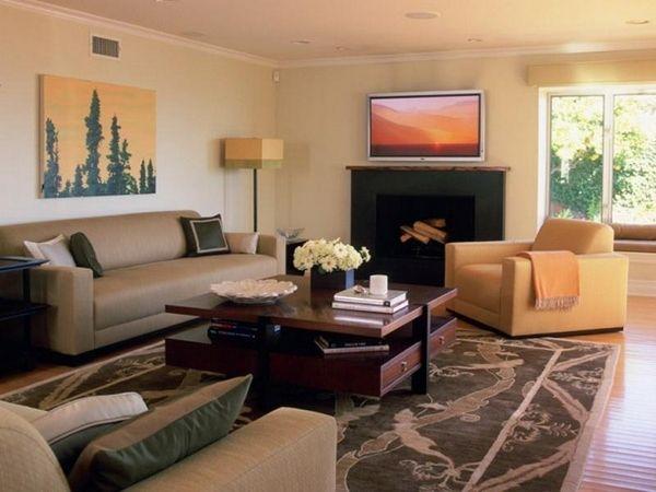 Zen-Home-Design-Small-Space   Home design living room ...