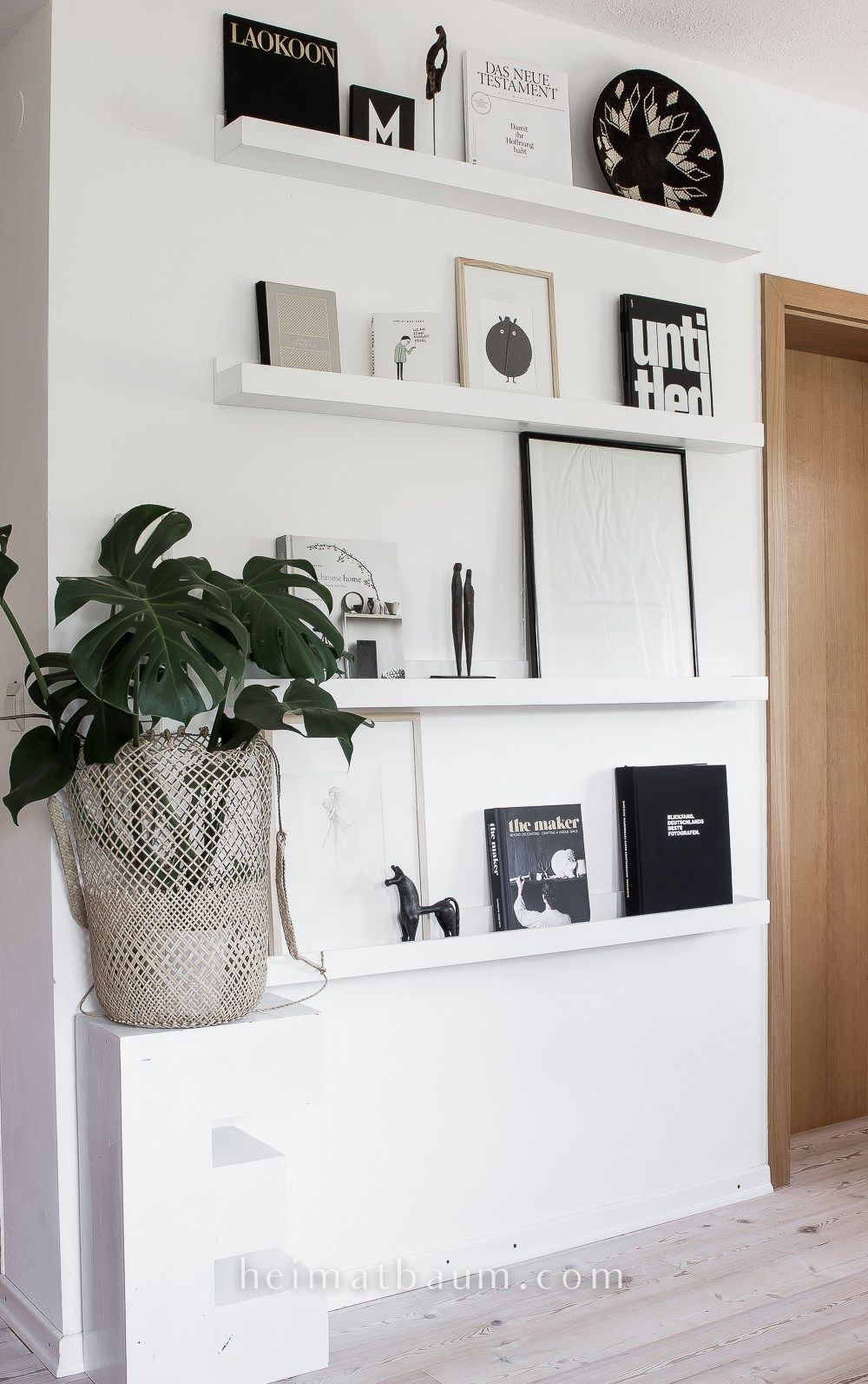 Eine Galerie Fur Die Schonsten Wandregal Wohnzimmer Haus