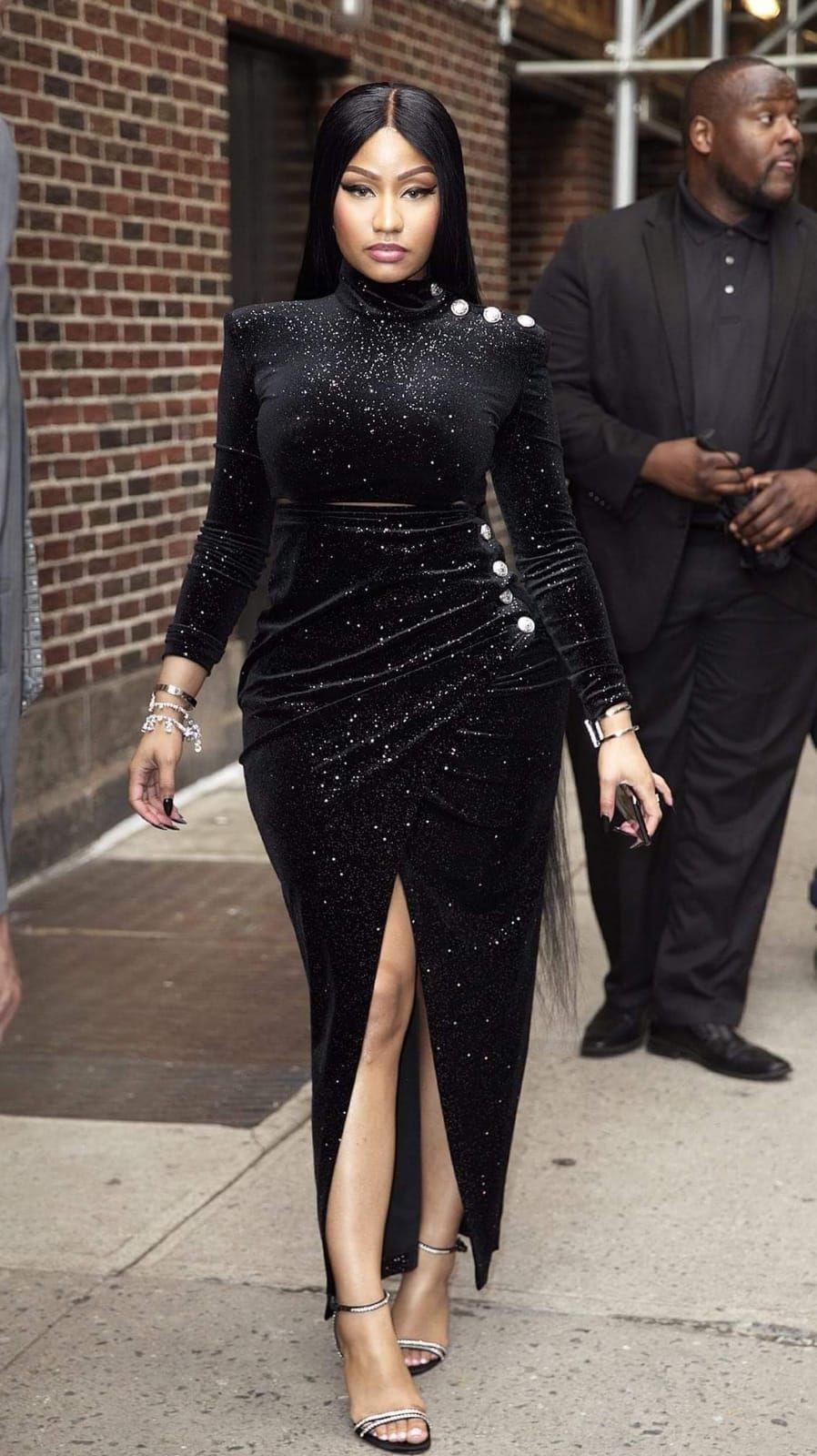 Http Theokmagazine Com Latest African Fashion Dresses Nicki Minaj Outfits African Fashion Dresses
