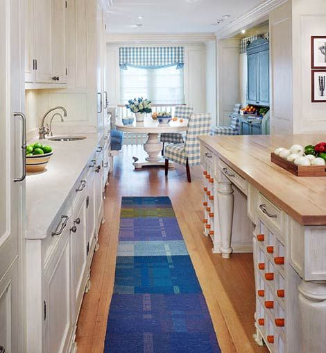 Small Traditional Galley Kitchen Ideas: Before And After: Capitol Hill Renovation