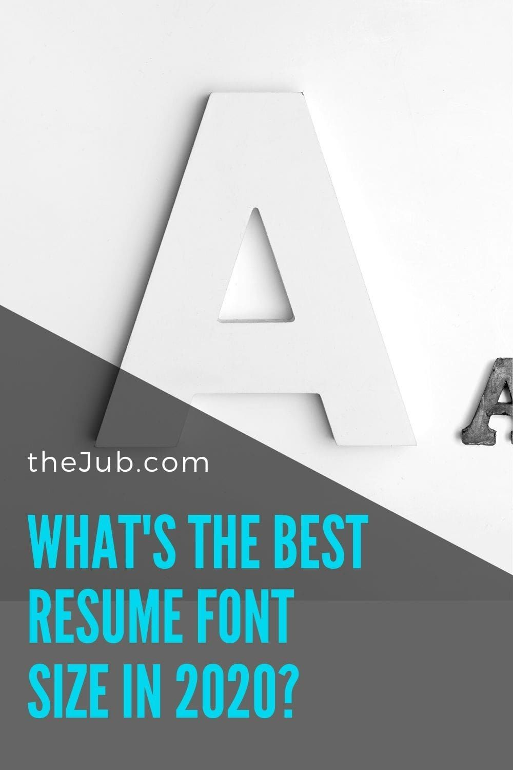 What's the Best Resume Font Size in 2020? in 2020 Resume