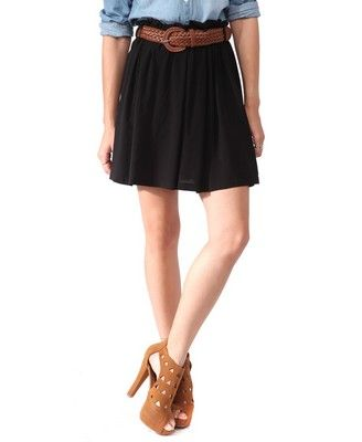 Forever 21(tan not black) $13.50 OUTFIT 1