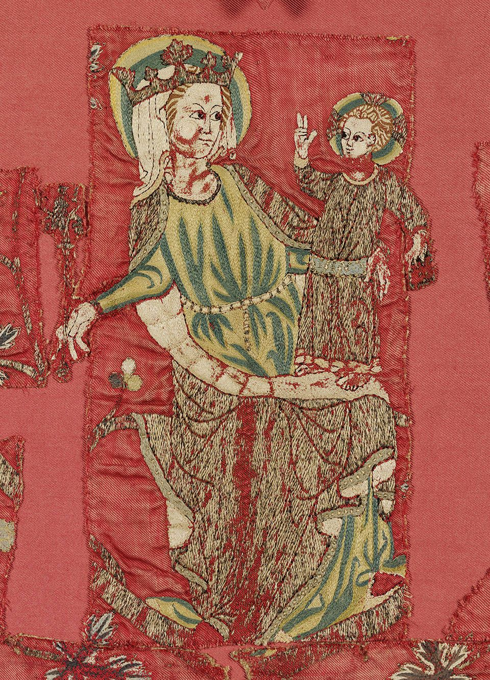 The Lost Art Of Dress Medieval Embroidery Medieval Embroidery
