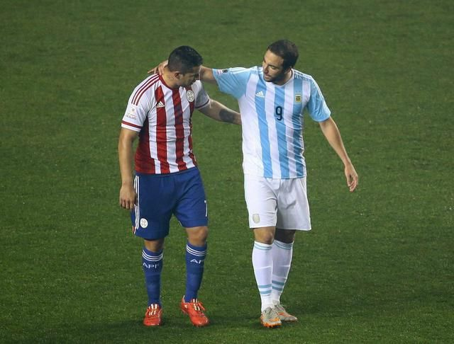 C.America: 6-1 a Paraguay, Argentina in finale con Cile - Sport - Ansa.it