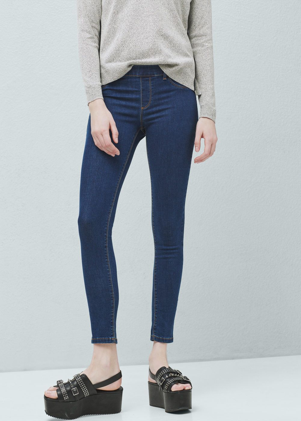 979953237 Jeggings oscuros piti - Mujer en 2019 | Jeans | Jeans oscuros, Jeans ...
