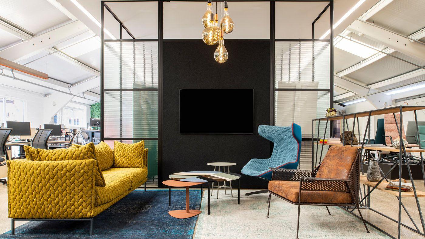 Office Furniture Inspiration Steelcase Showroom Hunts