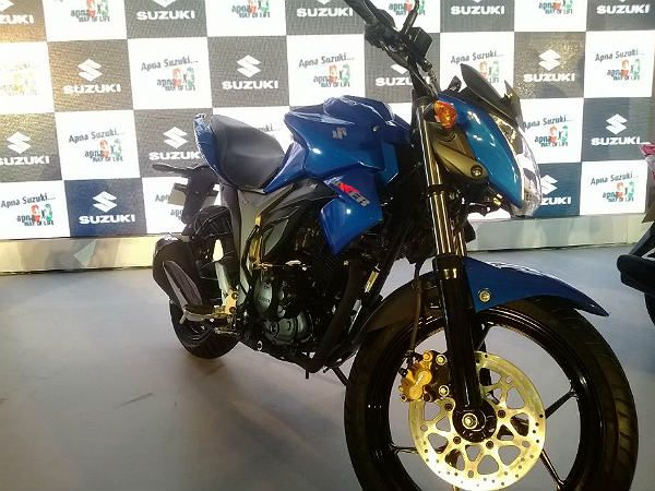 Suzuki Gixxer Images Details Of New 150cc Japanese Motorcycle