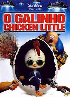 O Galinho Chicken Little Com Imagens Mega Filmes Online Ver