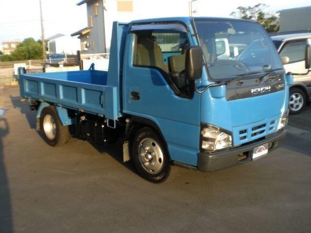 2006 Isuzu Elf 3 Ton Dump Truck For Sale Engine 4800cc Diesel Transmission Mt Steering Right Hand Drive Rhd Used Trucks For Sale Used Trucks Trucks For Sale