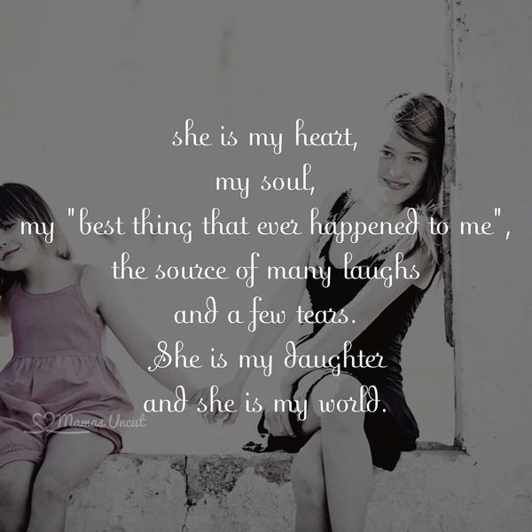 Mother and Daughter Quotes: 74 Sayings about Mom and Daughter
