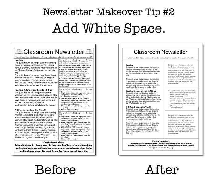 why no one reads your classroom newsletter classroom tools