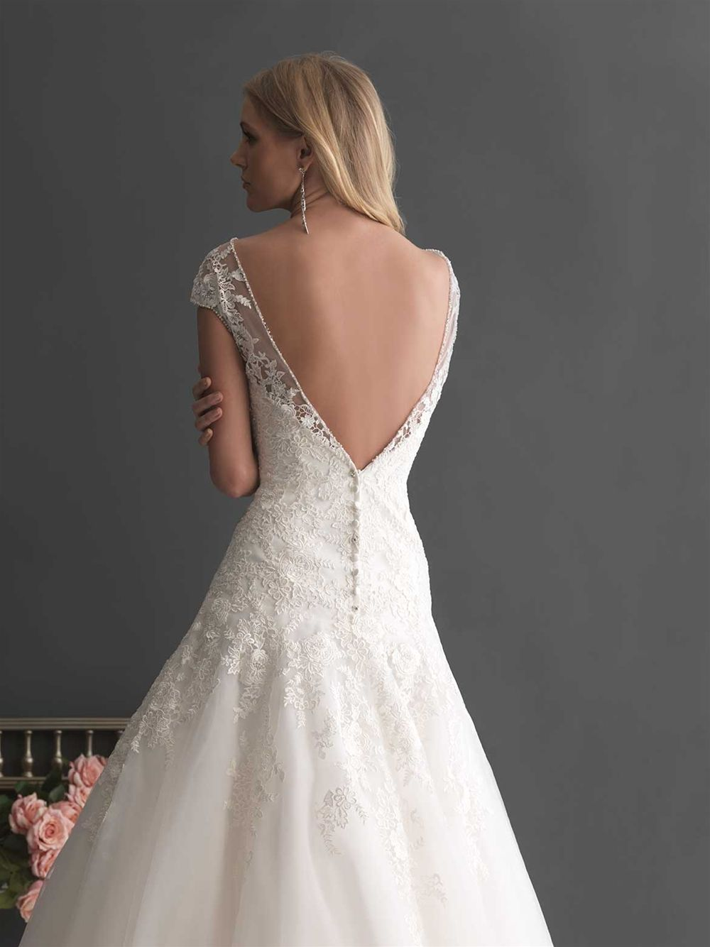 Allure bridals romance collection style available colours