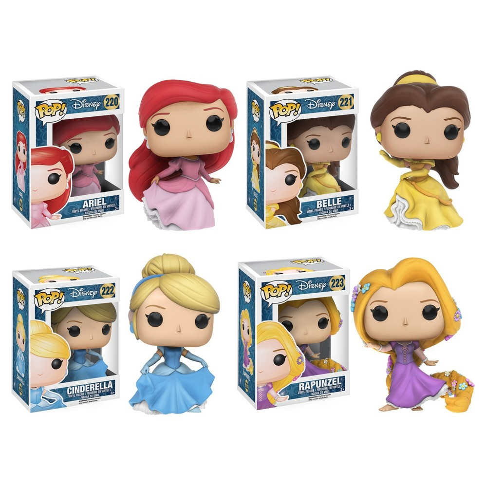 Funko Pop 2016, Toy NEU Cinderella Cinderella Disney