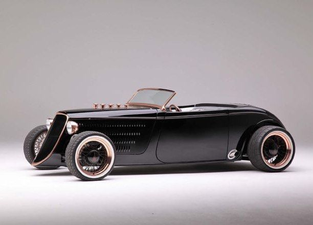 hot wheels - now this is bad ass! sweet 33 ford roadster from the