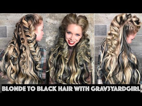 GRAVEYARD GIRL SWAMP QUEEN BLACK FRIDAY SALE YouTube - Hair colour youtube