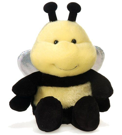 Remarkable Sitting Bee Large Bean Bag Stuffed Animal By Fiesta I Forskolin Free Trial Chair Design Images Forskolin Free Trialorg