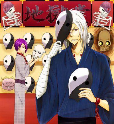 Shuren and kokuto